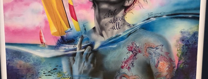 Coconut Grove Street Art Show is one of MIAMI.