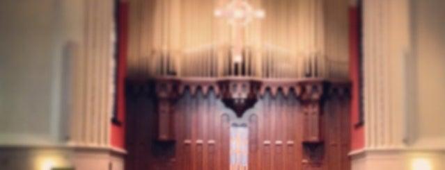 First Presbyterian Church is one of Raleigh Durham.