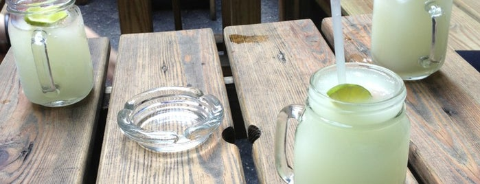 Sweet and Vicious is one of The Best Places to Drink Outdoors in New York.