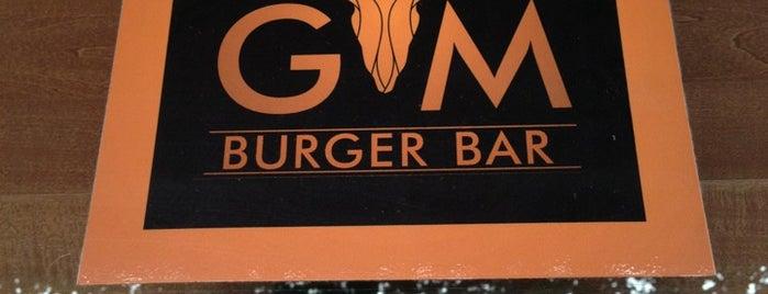 George Martin Burger Bar is one of Posti salvati di Christopher.