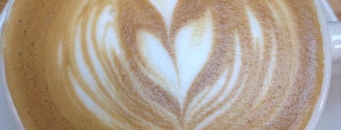 Idego Coffee is one of Va Tech..