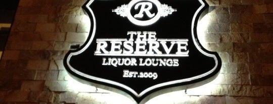 The Reserve is one of Posti che sono piaciuti a Mark.