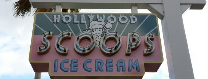 Hollywood Scoops is one of Orte, die Leonda gefallen.