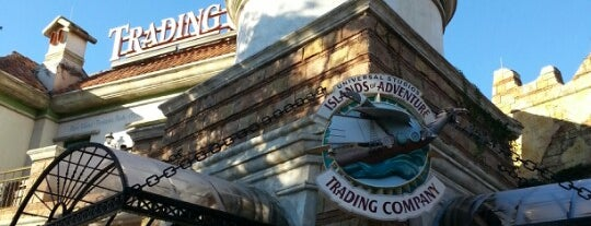 Islands Of Adventure Trading Company is one of Tempat yang Disukai Super.