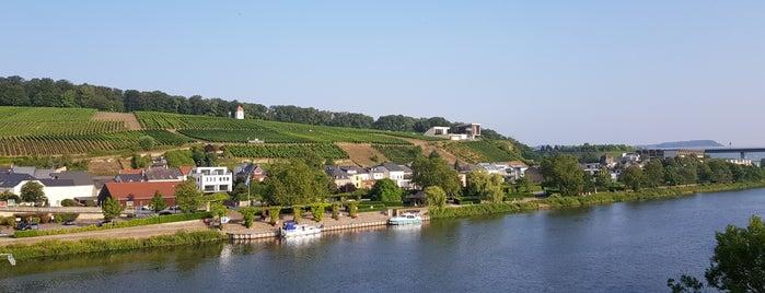 """Monument """"Schengener Abkommen"""" is one of Orte, die Laetitia gefallen."""
