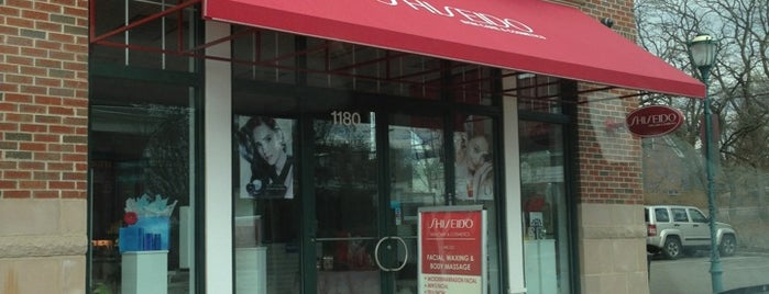 Shiseido Beauty Couture Livingston is one of New Experiences.