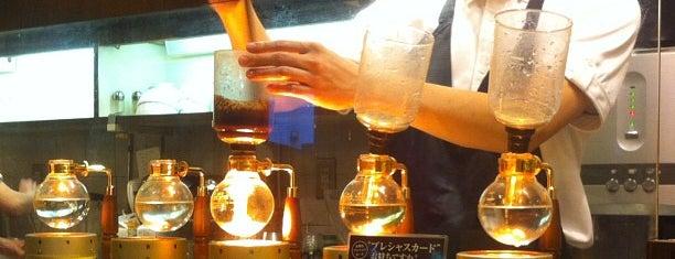 珈琲館 渋谷店 is one of Teppan'ın Beğendiği Mekanlar.