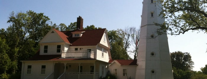 North Point Lighthouse is one of Milwaukee's Best Spots!.