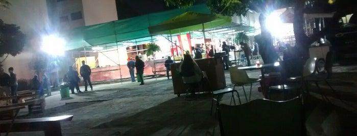 Ocupa Food Park is one of Tempat yang Disukai Leandro.