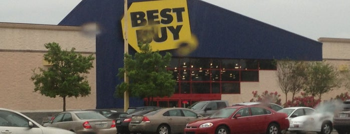 Best Buy is one of places that are no good.