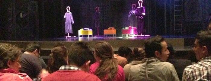 Teatro México is one of Jose : понравившиеся места.