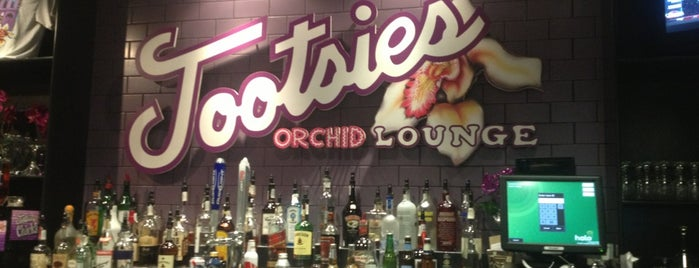 Tootsies is one of Nashville.
