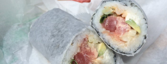 Roll On In is one of Cinci Work Food.