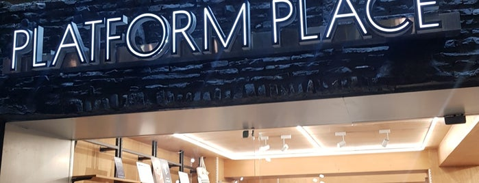 PLATFORM PLACE is one of ㅅㅇ 쇼핑. 스킨케어. 문화..