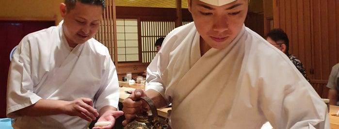 Sushi Sakai is one of Fukuoka Hit List.
