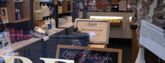 Kiehl's is one of Milano X.