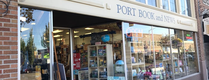 Port Book & News is one of The Olympic Peninsula.