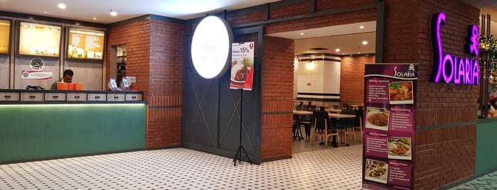 Solaria is one of #restaurant.