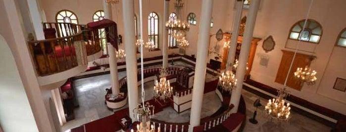Geruş Sinagogu is one of Synagogues In Turkey.