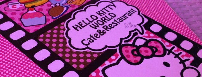 Hello Kitty World is one of İstanbul Yeme&İçme Rehberi - 1.