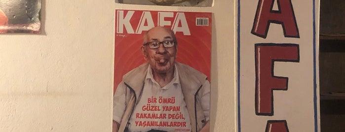 Kafa Cafe is one of Lieux sauvegardés par Beril.