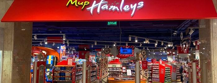 Hamleys is one of Любимые Места.