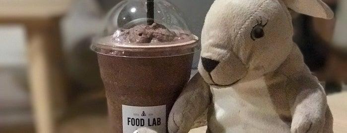 Food Lab is one of KKU food.