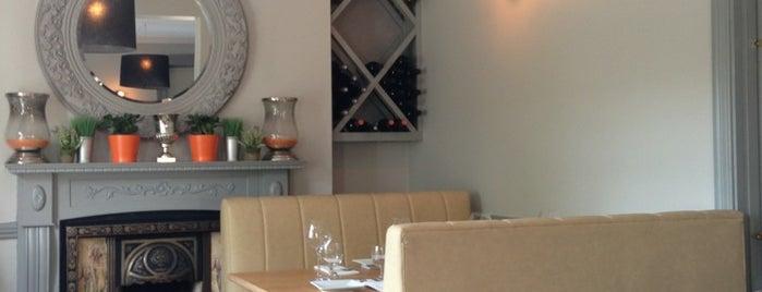 The Table is one of Posti salvati di Patrick.