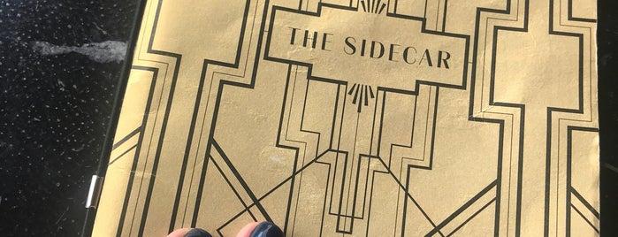 The Sidecar is one of Orte, die Zia gefallen.