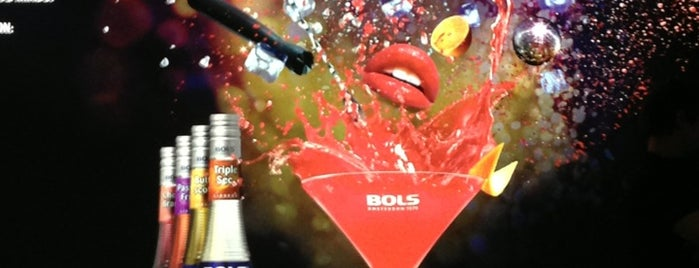 House of Bols Cocktail & Genever Experience is one of SmartTrip в Амстердам с Софи Орман.