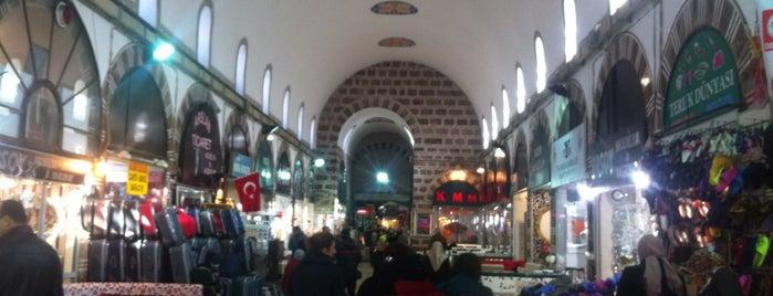 İvazpaşa Çarşısı is one of Bursa.