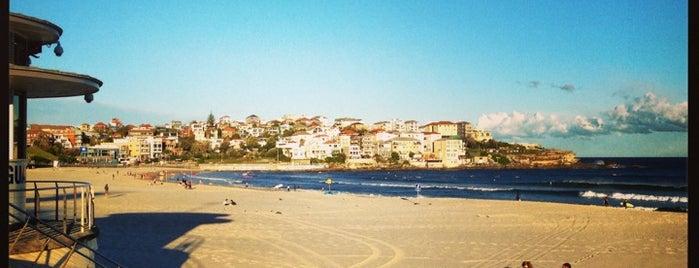 Bondi Beach is one of Sydney To Do (mostly free/cheap).