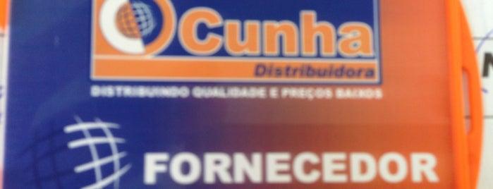 Cunha Distribuidora is one of prefeitura.