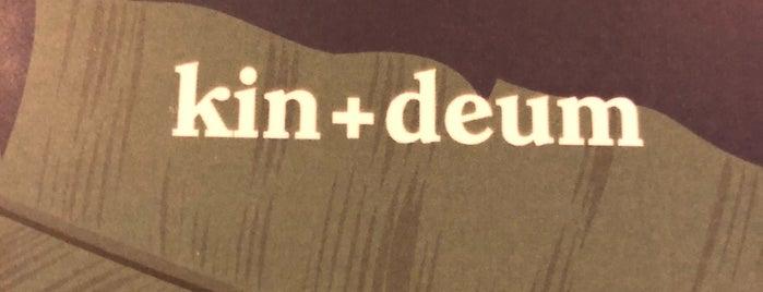 Kin+Deum is one of London.