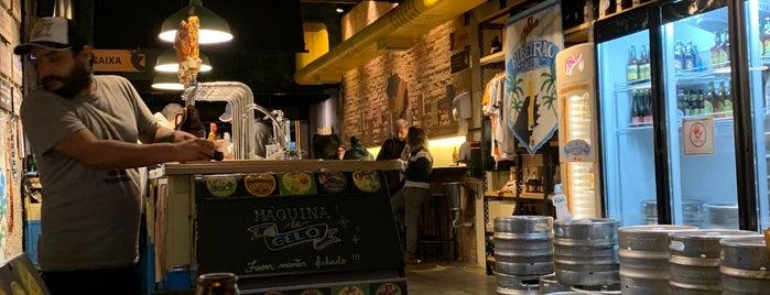 Bar Do Urso - Cervejaria Colorado is one of Orte, die Ray gefallen.