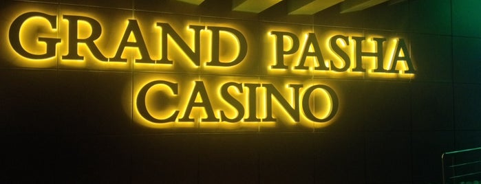 Grand Pasha Hotel & Casino is one of Gökmenさんのお気に入りスポット.