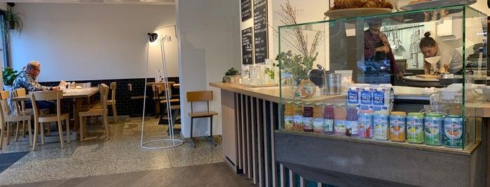 Kofika is one of Belgium Coffeebars.