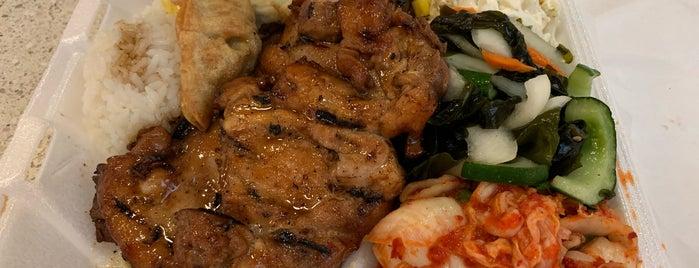 Yummy Korean BBQ is one of Honolulu.