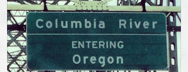 Oregon/Washington State Line is one of Ishka : понравившиеся места.