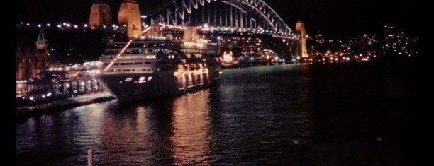 Sydney Harbour is one of Australia.
