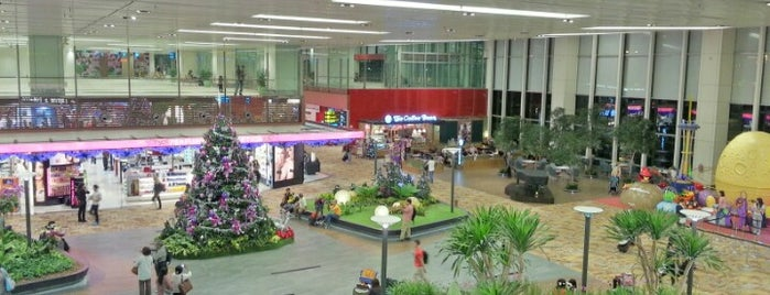 Singapur Changi Havalimanı (SIN) is one of Airports of the World.