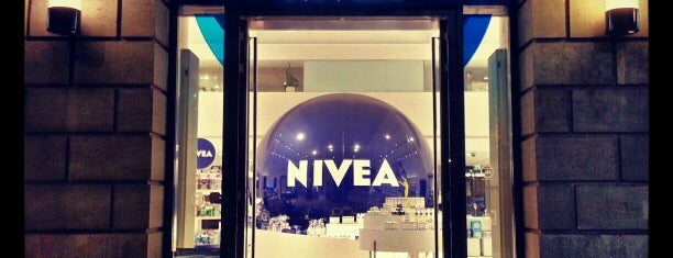 NIVEA Haus Berlin is one of The Ultimate To Do List.
