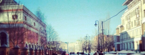 Лаврушинский переулок is one of Gespeicherte Orte von Ksu.