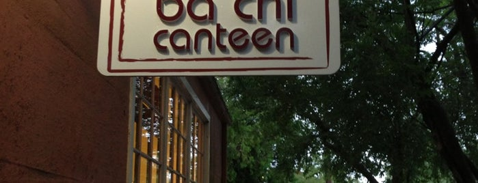 Ba Chi Canteen is one of New Orleans.
