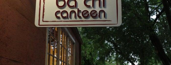 Ba Chi Canteen is one of Tempat yang Disukai Manny.