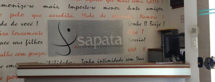 Clínica Sapata is one of Locais curtidos por Monique.
