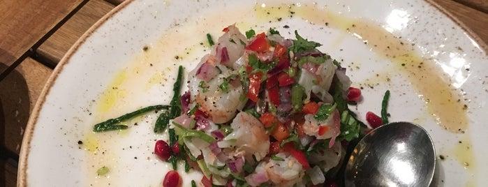 Antonello's Cevicheria & Street Food is one of Lieux sauvegardés par Mishutka.