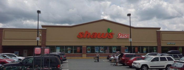 Shaw's is one of Lugares favoritos de Heidi.