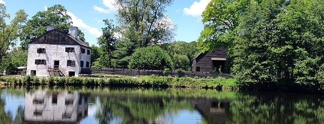 Philipsburg Manor is one of New York.