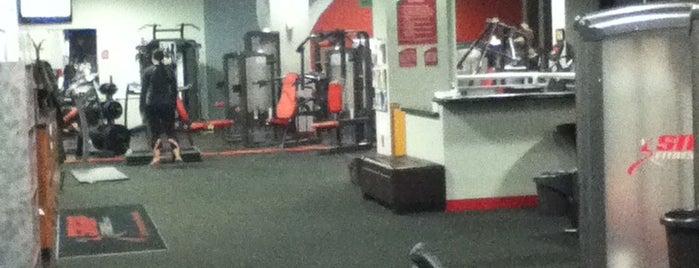 Snap Fitness is one of Meg : понравившиеся места.